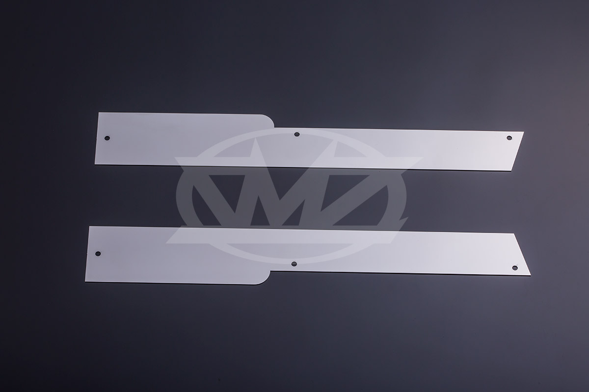 JA・SJ系 リヤコーナープレート(チョビ) ステンレス板製