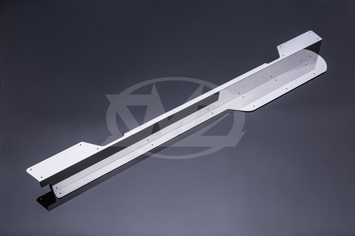 JA・SJ系 ハードカットサイドシルガード SUS304製