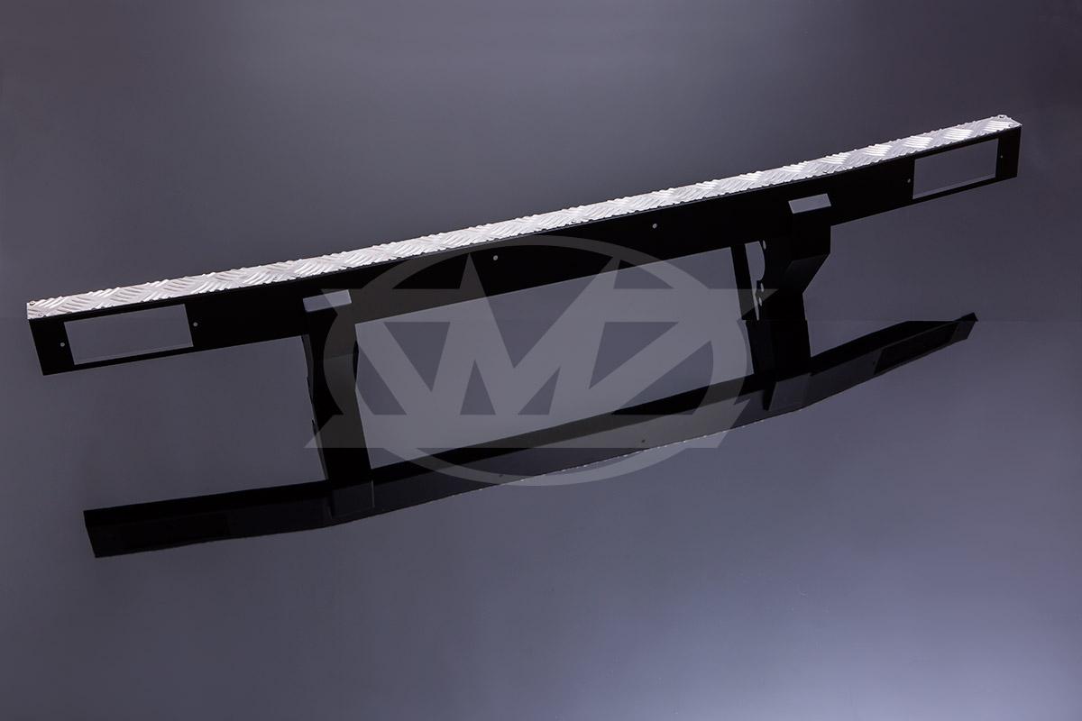 JA・SJ系 フロントバンパー Type4 ウインカー穴あり スチール製